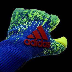 Adidas Hybrid Goalkeeper gloves size 7 to 11